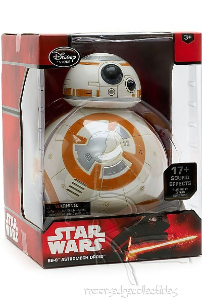 Hasbro Disney Star Wars 9 inch Talking BB-8 Astromech Droid